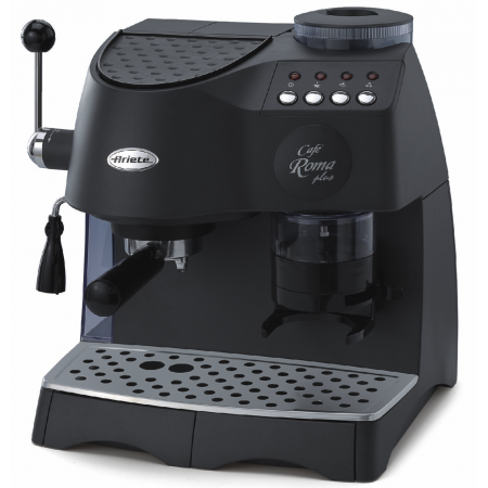 Ariete 1329/1 Cafe Roma Plus Coffee Espresso Bean to Cup Machine