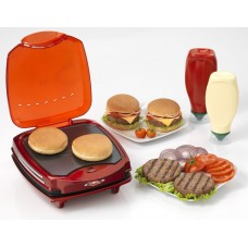 Ariete 185 Retro Party Time Hamburger  Maker