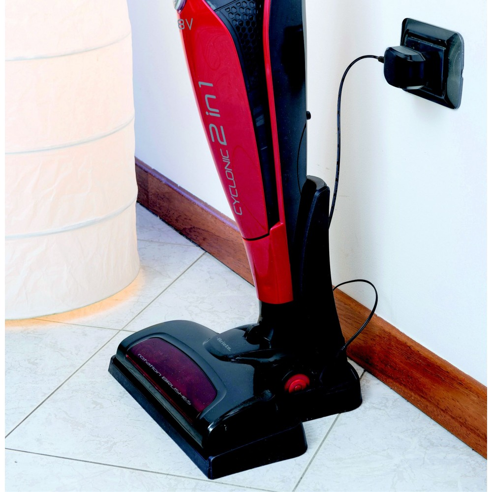 Ariete 2765 evo 2 in 1 cordless stick vacuum cleaner for Ariete evo 2 in 1 cordless