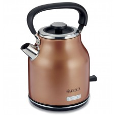 Ariete 2864 CP Classica 1.7 Litre Electric Kettle Copper