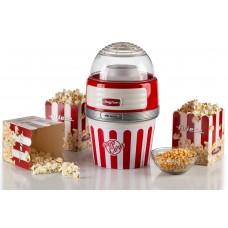 Ariete 2957 Pop Corn XL Extra Large Quantities 60 Grams in 2 minutes Retro1100 W RED