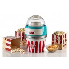 Ariete 2957 Pop Corn XL Extra Large Quantities 60 Grams in 2 minutes Retro1100 W BLUE