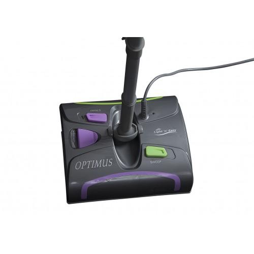 Light 'n' Easy  7319 Electronic 2 in 1 Floor Sweeper & Steam Mop