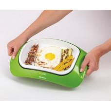Ariete 734GR Cuoki  Portable Ceramic Grill Green