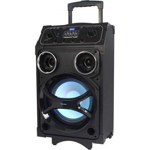 Roadstar DJ-880BT Amplified Portable Speaker Music Centre