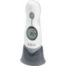 AEG FT 4925 Infrared Thermometer For Ear And Forehead Measurement 4 In 1