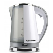 G3 Ferrari G10123 PAVONE Electric Kettle 1.7 Litres White 2200 W