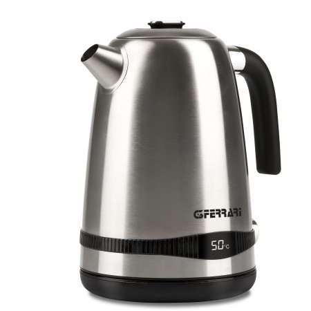 G3Ferrari G10131 Tisaniere Electric Kettle Adjustable Temperature S/S 1.7Litres