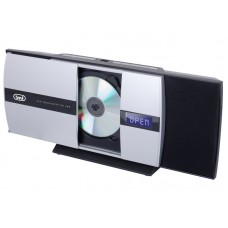 Trevi HCV 1035 BT Music Centre Stereo SYSTEM HIFI BLUETOOTH CD FM Radio BLACK