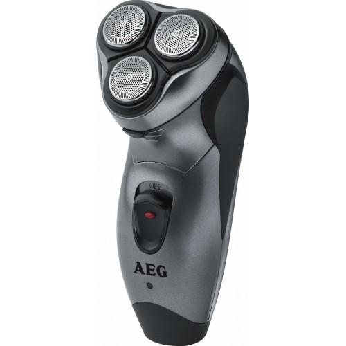 AEG HR 5654 Men's Shaver Anthracite with battery Charger