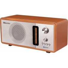 Roadstar HRA-1350US/BT  RETRO STYLE FM RADIO WITH BLUETOOTH, USB/SD PLAYBACK