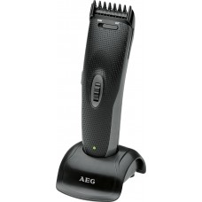 AEG HSM/R 5596  Hair- and Beard-Trimmer Cordless rechargeable.