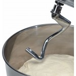 Clatronic KM 3632 Red Food Mixer with 5.6 Litre Steel Bowl 1200W