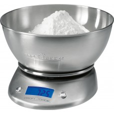 Proficook Germany KW 1040 Digital Kitchen Scales Stainless Steel. Bowl 2 Litre