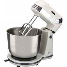 Jata MZ586  Food Mixer and Kneader Retro Style, 250 W