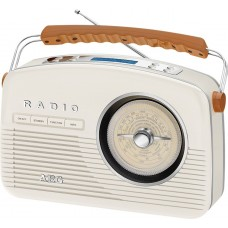 AEG NDR 4156 DAB+ Vintage Nostalgic digital radio Cream
