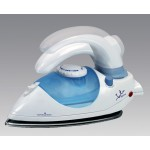 Jata PL357N Travel Steam Iron Stainless Steel Sole Plate Small 800W
