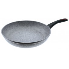 Jata SF328 Tacana Granite Full Induction 28cm Frying Pan, Grey