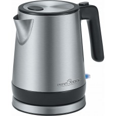 Proficook of Germany WKS 1123 Electric Jug Kettle Stainless Steel Small 0.8 Litres 1800W