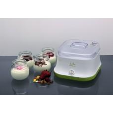 Jata YG523 Electric Yoghurt Maker 4 Glass Jars