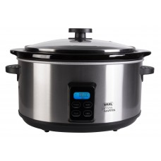 James Martin Wahl ZX929 4.7 Litre Family Size Digital Slow Cooker [Energy Class A]