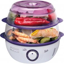Jata CV624 Deluxe Food Steamer Cooker 6 Litres