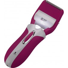 Jata Beauty DL87B Callus Remover Lady Shaver 2 in 1 Cordless Rechargeable.