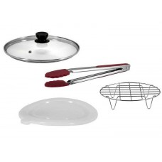 Thane Flavor Master 3334832 4 Piece Accessory Kit including Tongs