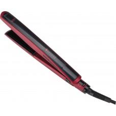 Jata MOD.PP75B Ceramic Hair Straightener Red