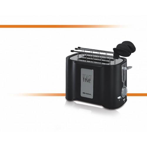 Ariete 124B Toast Time Toaster Black