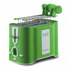 Ariete 124G Tosti Green Toaster
