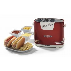 Ariete 186 Retro Party Time Hot Dog Maker