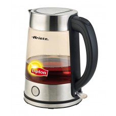 Ariete 2872 Lipton Tea Kettle Glass 2200W 1.7 Litres