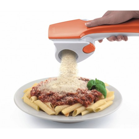 Ariete 447 OR Grati 2.0 Rechargeable Electric Grater ORANGE Cordless