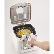 Ariete 4612 Easy Fry Metal Deep Fryer 2000W