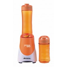 Ariete 563 OR Drink'ngo Smoothie Maker Orange Blender