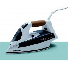 Ariete 6232 2200W Steam Iron Grey Professional Cork Handle