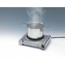 Ariete 993 Cooking Hot Plate Single Stainless Steel