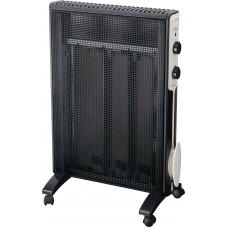 Jata RD225 Micathermic Electric Panel Radiator Heater BLACK 1500W ENERGY CLASS A